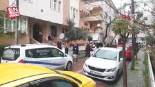 Avcılar'da nikah için toplanan kalabalık sokakta halay çekti