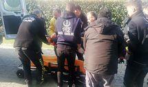 Avcılar'da üniversite öğrencisi kız camdan düştü