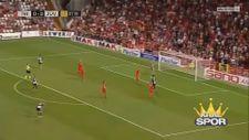 Dybala'dan şık aşırtma golü