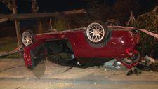Ankara'da trafik kazasında 1 ölü 3 yaralı