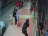 Elazığ'da silahlı saldırı anbean güvenlik kameralarında