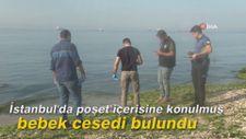 İstanbul'da poşet içerisine konulmuş bebek cesedi bulundu