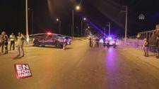 İzmir'de otomobil motosiklete çarptı: 2 ölü