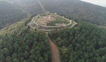 İstanbul'un fethinin başladığı Aydos Kalesi