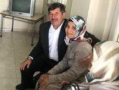 Kahramanmaraş'ta baba kız 31 yıl sonra kavuştu