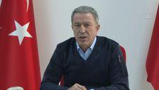 Bakan Akar: 309 rejim askeri etkisiz hale getirildi
