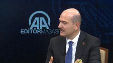Bakan Süleyman Soylu'dan Kaşıkçı açıklaması