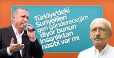 Başkan Erdoğan'dan Kılıçdaroğlu'na sert sözler