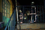 Başkent'te gecekondu yangını ucuz atlatıldı