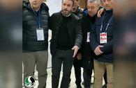 Bayburtspor'u yenen Sakaryaspor primi kaptı