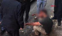 Beyoğlu'nda taciz şüphelisini mahalleli linç etmek istedi