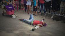 Binlerce Kübalı Hac yolculuğunda şifa için süründü
