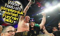 Boksta ağır sıklet unvan maçının galibi Tyson Fury