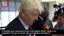Babası Boris Johnson'ı anlattı