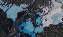 Bu da İzlanda spası: Buzullar içinde Mavi Lagün deneyimi