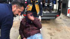 Bursa'da evli kadına cinsel içerikli mesaj attı dayağı yedi