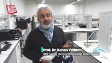 Bursa Teknik Üniversitesi yıkanabilir maske kumaşı üretti