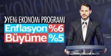 Berat Albayrak: Enflasyonu yüzde 6'ya indireceğiz