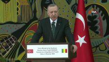 Cumhurbaşkanı Erdoğan: Erdoğan, Hafter bir lejyonerdir