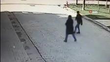 Kadını sokak ortasında güpegündüz gasp etti