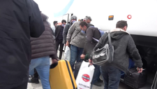 Türk vatandaşları, Bursa'da karantinaya alındı