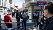 Esenler'de en işlek cadde yaya trafiğine kapatıldı
