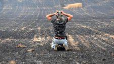 Çanakkale yangınındaki fotoğrafın hikayesi ortaya çıktı