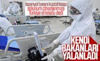 Çavuşoğlu'ndan İspanya'daki solunum cihazı iddialarıyla ilgili açıklama