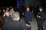 Çorum'da vatandaşlar destek için jandarmaya yürüdü