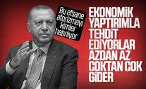 Cumhurbaşkanı Erdoğan: Azdaz az, çoktan çok gider