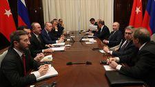 Cumhurbaşkanı Erdoğan-Putin görüşmesi gerçekleşti