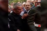 Cumhurbaşkanı Erdoğan şehit babasını aradı