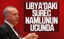 Erdoğan: Berlin'de mutabakat sağlanmadı