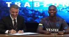 Daniel Sturrdige Trabzonspor'a imza attı