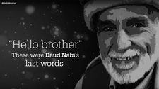 Davud Nabi'nin son sözü 'HelloBrother' için özel video