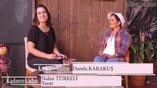 Seyyar satıcı yazar Nalan Türkeli, 5. kitabını ve yaşamını anlatıyor