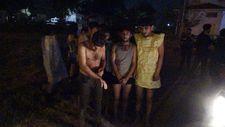 Yunan polisi kaçakları yarı çıplak Türkiye'ye gönderdi