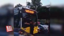 İETT Otobüsünde 'Her şey çok güzel olacak' parçası çalındı