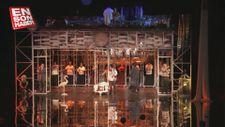 Emir Kusturica'nın Ocakta Bahar oyunu seyirciyle buluştu
