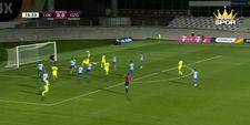 Dinamo Zagrebli Petkovic'in attığı nefis röveşata golü