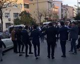 Sefaköy'de havaya ateş açan magandalar