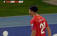 Elif Elmas Slovenya'ya 2 gol attı