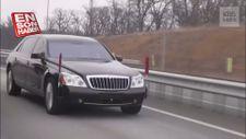 'Kim'in limuzini Rusya'da