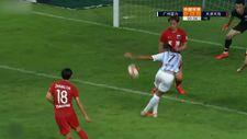 Eran Zahavi'nin rabona golü