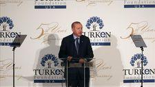 Erdoğan: BMGK Suriye'de de sessizliğe gömülmüştür