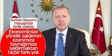 Başkan Erdoğan'dan ABD'nin ekonomik saldırılarına tepki