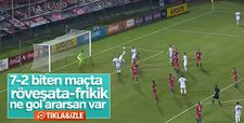Cerro Porteno'nun Sol de America'yı 7-2 yendiği maçın özeti