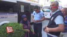 Antalya'da dilenciler çocukları kiralıyor