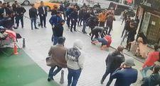 Fatih'te, İranlı gaspçılar vatandaş tarafından yakalandı