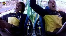 Fenerbahçeli futbolcular Hız Treninde